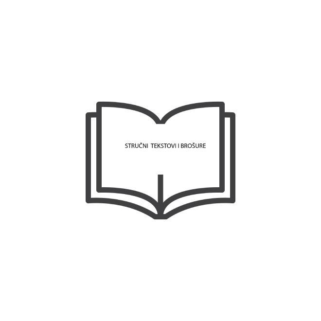 Stručni tekstovi i brošure